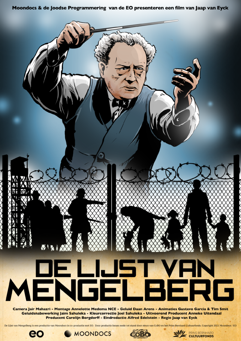 Documentaire 'De Lijst van Mengelberg' op 5 december